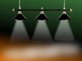 Billard-Leuchten